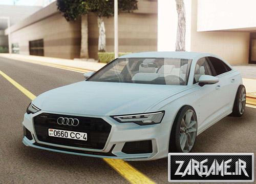 دانلود ماشین Audi A6 2019 برای بازی (GTA 5 (San Andreas