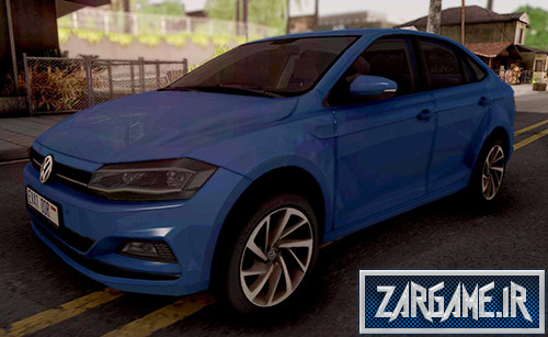 دانلود ماشین Volkswagen Polo 2019 برای بازی (GTA 5 (San Andreas