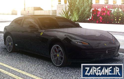 دانلود ماشین Ferrari GTC4Lusso برای بازی (GTA 5 (San Andreas