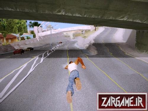 دانلود مود آمدن سیل در شهر برای (GTA 5 (San Andreas