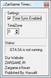 دانلود ترینر انتخاب ساعت برای (GTA 5 (San Andreas