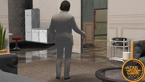 دانلود اسکین دیگو مارادونا برای بازی (GTA 5 (San Andreas