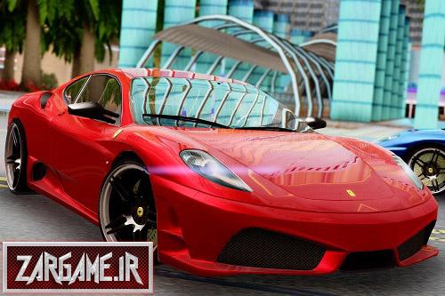 دانلود ماشین فراری F430 برای GTA Sa