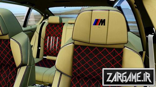 دانلود ماشین BMW M550d برای (GTA 5 (San Andreas