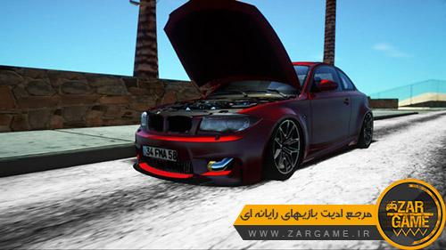 دانلود ماشین BMW M135i Coupe برای بازی GTA San Andreas