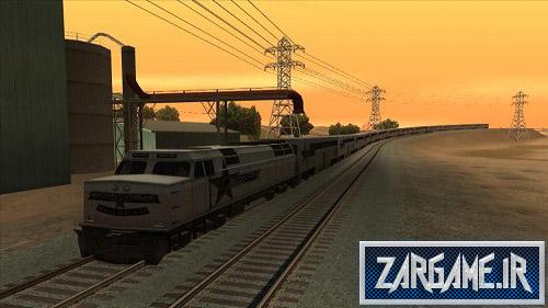 دانلود مود واگن های بیشتر برای قطارها در بازی (GTA 5 (San Andreas