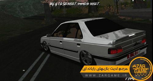 دانلود ماشین پژو 405 SLX برای بازی GTA SA اندروید