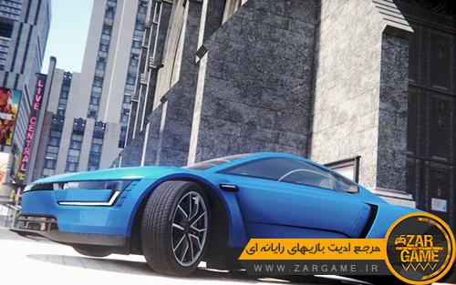 دانلود ماشین 2016 Volkswagen XL Sport Concept برای بازی GTA IV