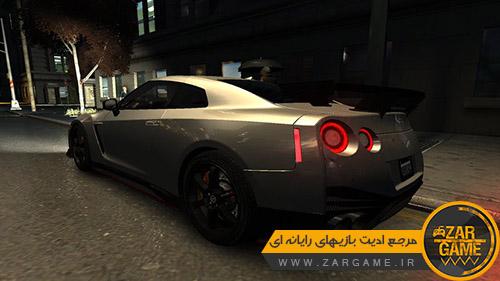 دانلود ماشین 2018 Nissan GT-R Nismo برای بازی GTA IV