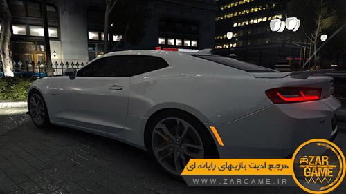 دانلود ماشین 2017 Chevrolet Camaro SS برای بازی GTA IV