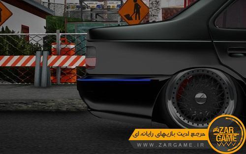 دانلود خودروی پژو پارس یاکوزا ادیت NIMALAW برای GTA 5 (San Andreas)