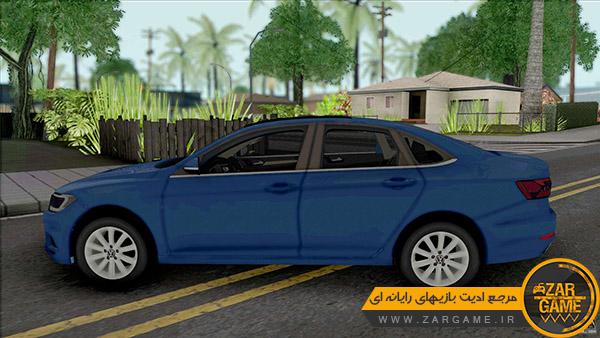 دانلود ماشین Volkswagen Jetta 2021 برای بازی GTA San Andreas