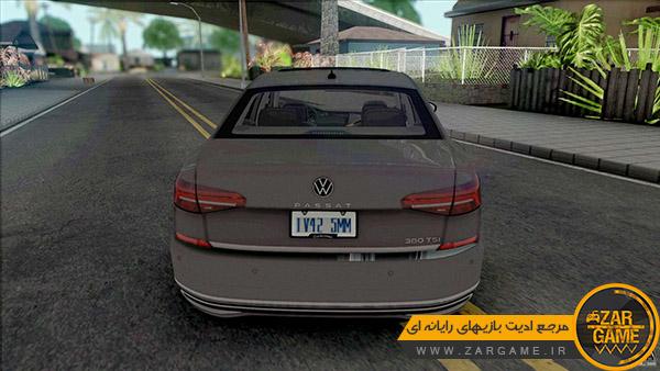 دانلود ماشین Volkswagen Passat 380 TSI 2021 برای بازی GTA San Andreas