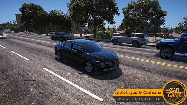 دانلود ماشین رنو تالیسمان برای بازی GTA V