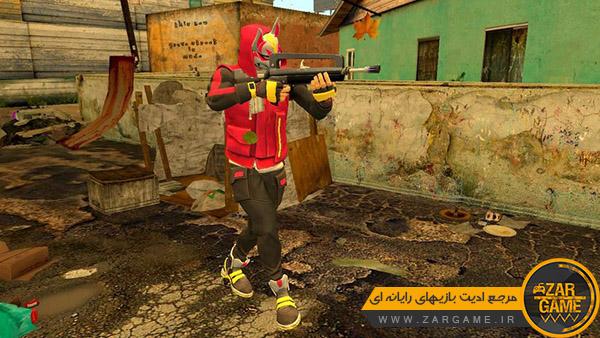دانلود اسکین Drift از بازی Fortnite برای بازی GTA San Andreas
