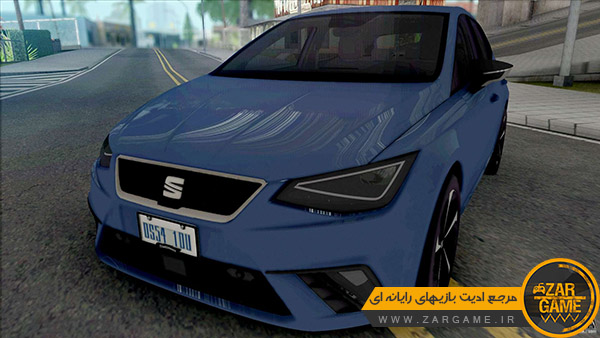 دانلود ماشین Seat Ibiza FR 2021 برای بازی GTA San Andreas