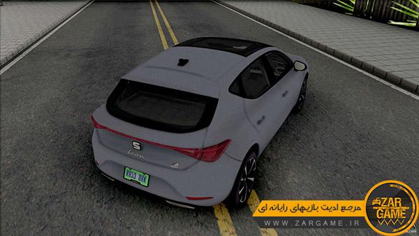 دانلود ماشین Seat Leon FR e-Hybrid 2021 برای بازی GTA San Andreas