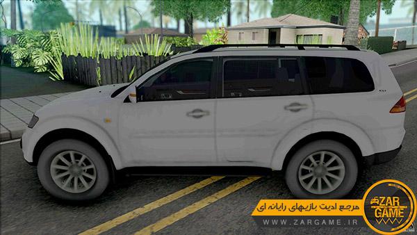 دانلود ماشین Mitsubishi Pajero Sport برای بازی GTA San Andreas