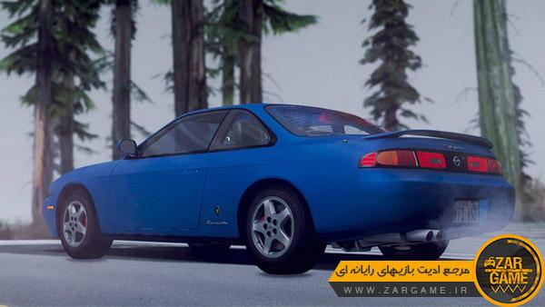 دانلود ماشین Nissan Silvia K's 1994 برای بازی GTA San Andreas