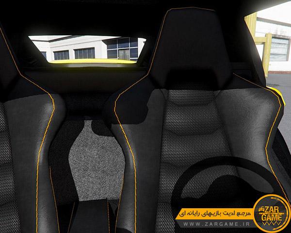 دانلود خودروی 2011 McLaren MP4-12C Coupé برای بازی GTA V