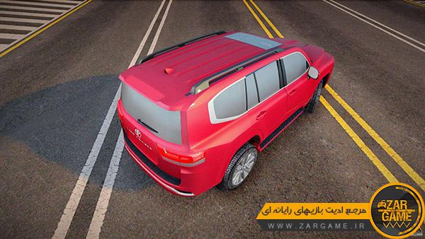 دانلود ماشین تویوتا لندکروزر 300 مدل 2021 برای بازی GTA San Andreas