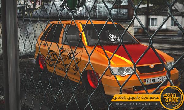 دانلود ماشین پراید 111 تیونینگ ادیت AMIRBND برای بازی GTA San Andreas