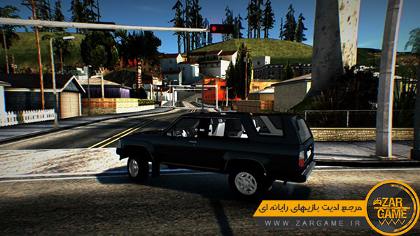 دانلود ماشین Toyota 4Runner 1986 برای بازی GTA San Andreas