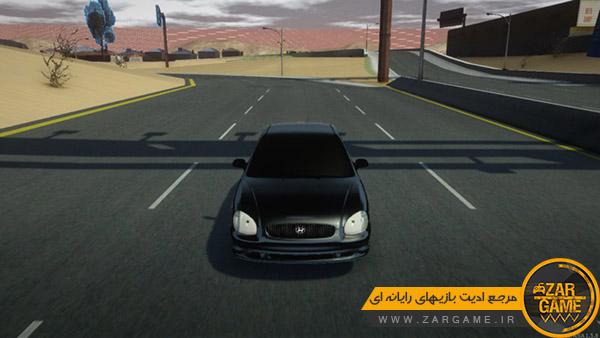 دانلود ماشین Hyundai Sonata 2000 Hubcaps برای بازی GTA San Andreas