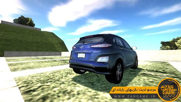 دانلود ماشین 2019 Hyundai Enchino Kona EV برای بازی GTA San Andreas