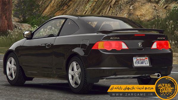 دانلود ماشین 2002 Acura RSX Type-S برای بازی GTA V