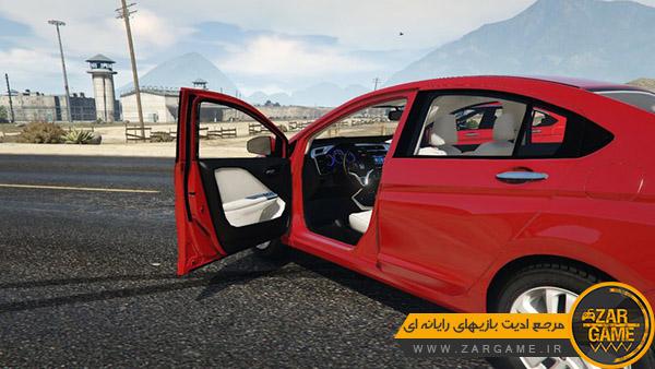 دانلود ماشین Honda City 2017 Facelift برای بازی GTA V