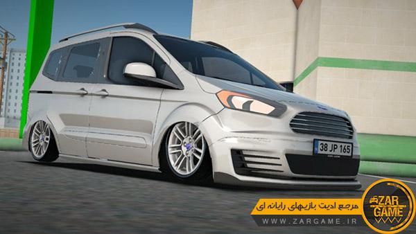دانلود ماشین Ford Tourneo Couier برای بازی GTA San Andreas