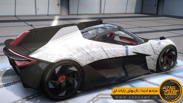 دانلود ماشین 2020 Apex AP-0 برای بازی GTA IV