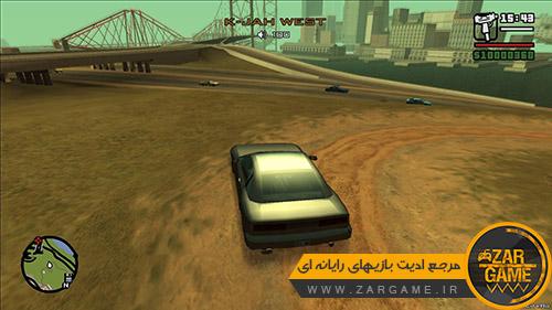 دانلود مود رادیوی توسعه داده شده برای بازی GTA San Andreas