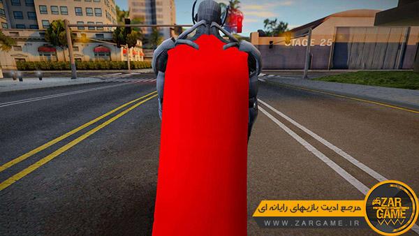 اسکین کاراکتر Ultron از بازی What If برای بازی GTA San Andreas