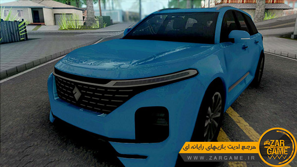 دانلود ماشین Baojun Valli برای بازی GTA San Andreas