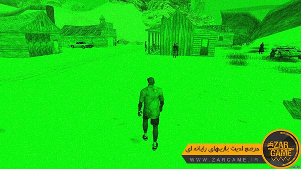 دانلود مد ترسناک ارواح سرگردان منطقه Las Brujas برای بازی GTA San Andreas