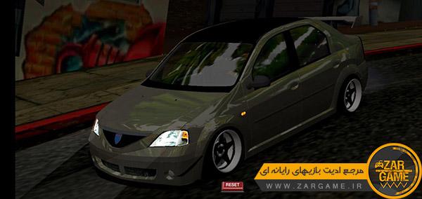 دانلود ماشین تندر90 ادیت Parsa Vc برای بازی GTA San Andreas