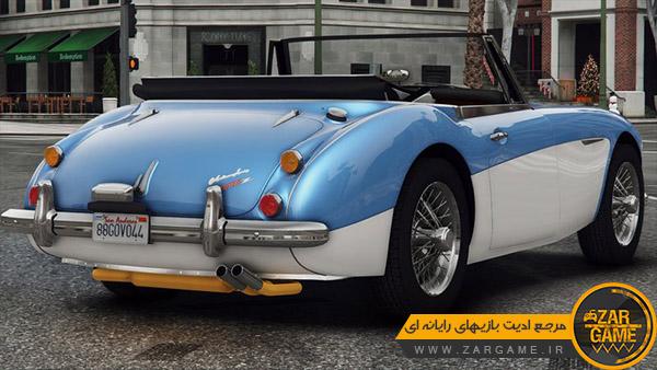دانلود ماشین 1965 Austin Healey 3000 برای بازی GTA V