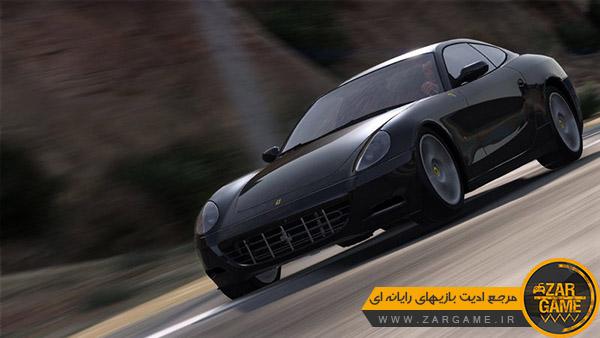 دانلود ماشین Ferrari 612 Scaglietti 2004 برای بازی GTA V