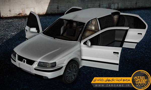 دانلود ماشین سمند لیموزین برای بازی GTA San Andreas