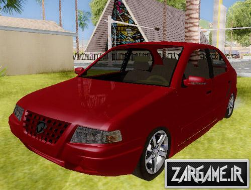 دانلود ماشین سمند سورن برای (GTA 5 (San Andreas