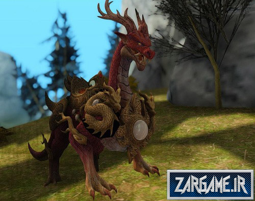 دانلود اسکین اژدها برای (GTA 5 (San Andreas