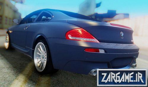 داناود ماشین BMW M6 برای (GTA 5 (San Andreas