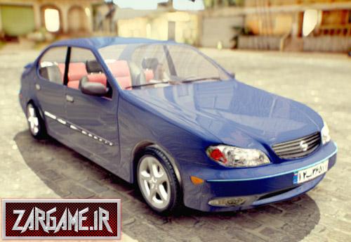 دانلود ماشین ماکسیما با کیفیت برای GTA Sa