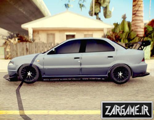 دانلود ماشین سمند سورن تیونینگ فول اسپورت برای (GTA 5 (San Andreas