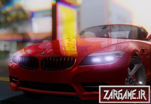 دانلود ماشین BMW Z4 برای (GTA 5 (San Andreas