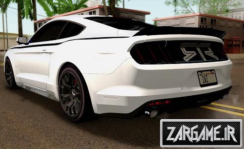 دانلود ماشین Ford Mustang RTR Spec 2 2015 برای (GTA 5 (San Andreas