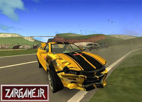 دانلود مود از بین رفتن سایه ها برای (GTA 5 (San Andreas