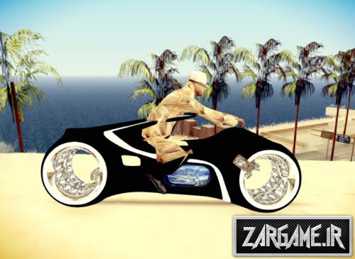دانلود موتور Tron برای (GTA 5 (San Andreas